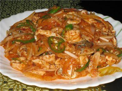 Блюда из рыбы 11936310