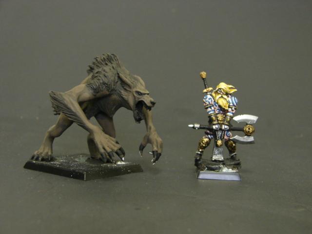 Inkwells new norse werewolf and berserker 00212