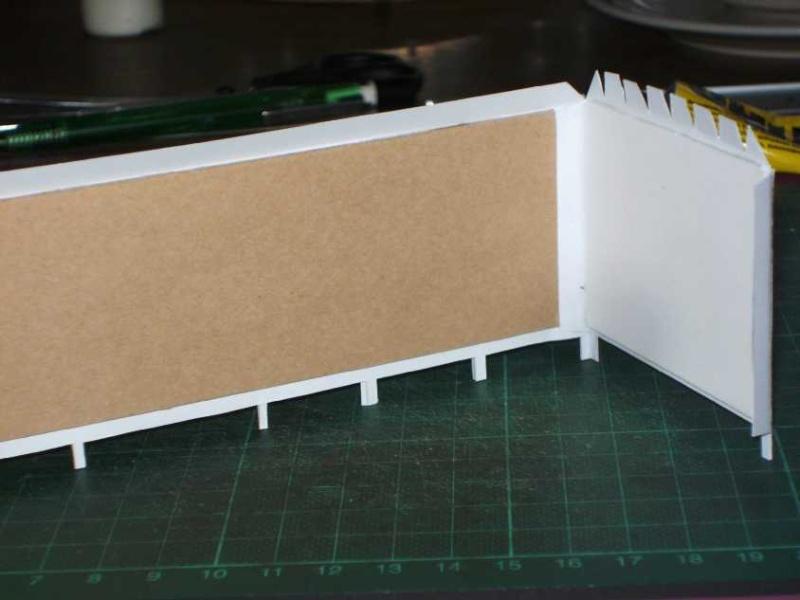 Kühlwagen G10 der DRG - fertig Aufbau11