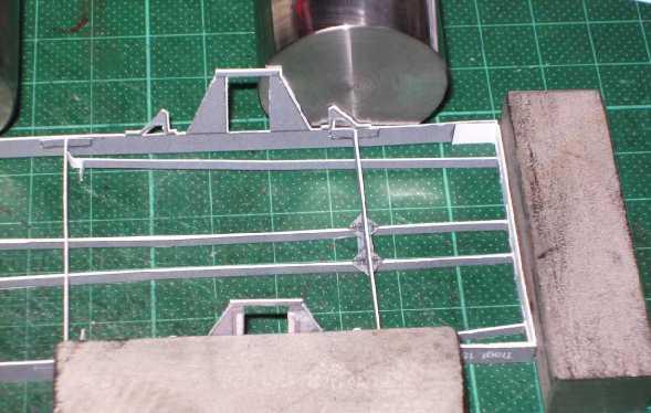 Kühlwagen G10 der DRG - fertig Bild3720