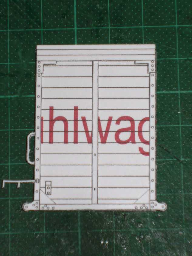 Kühlwagen G10 der DRG - fertig Bild3823
