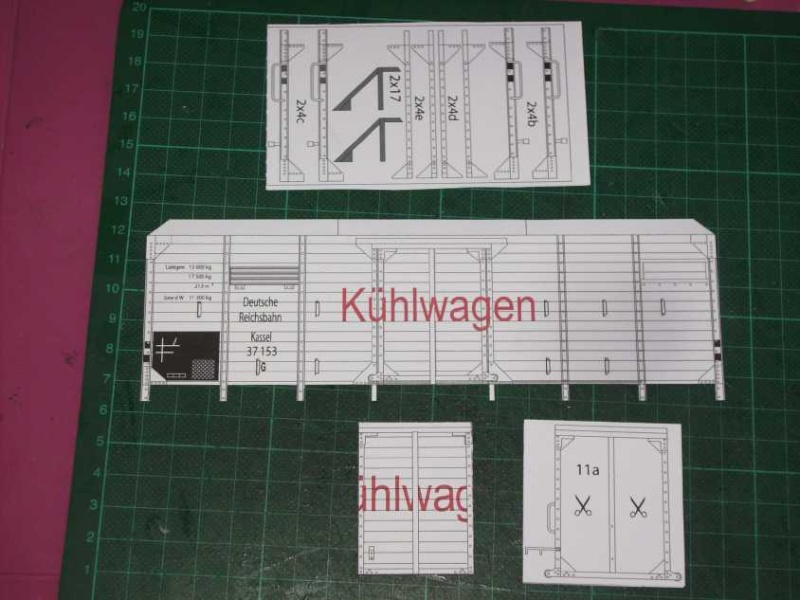 Kühlwagen G10 der DRG - fertig Bild3824