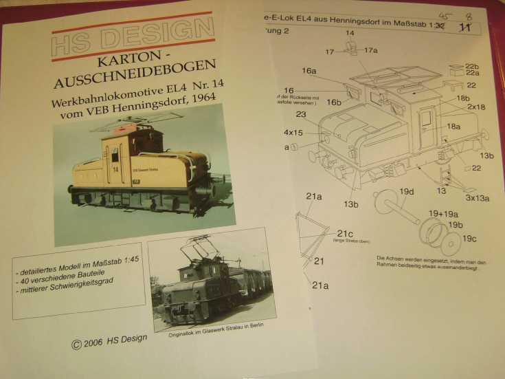 Werkbahnlokomotive Nr.14 von HS-Design Bild3910