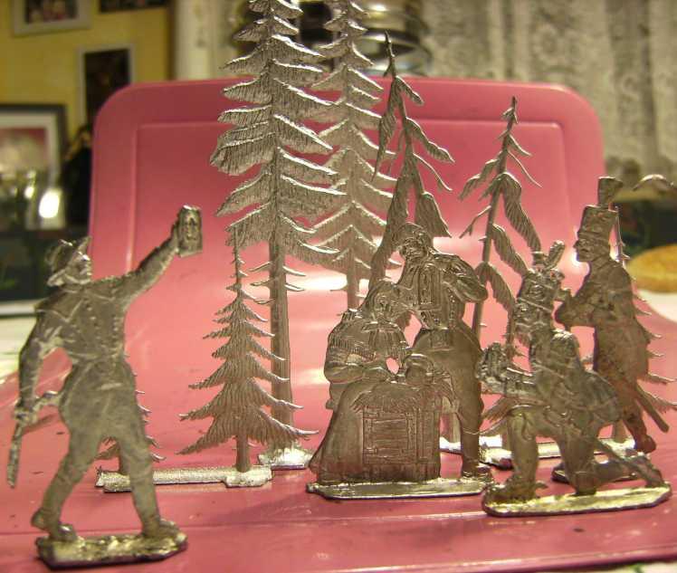 Weihnachten naht - Meine Krippe Bild5039