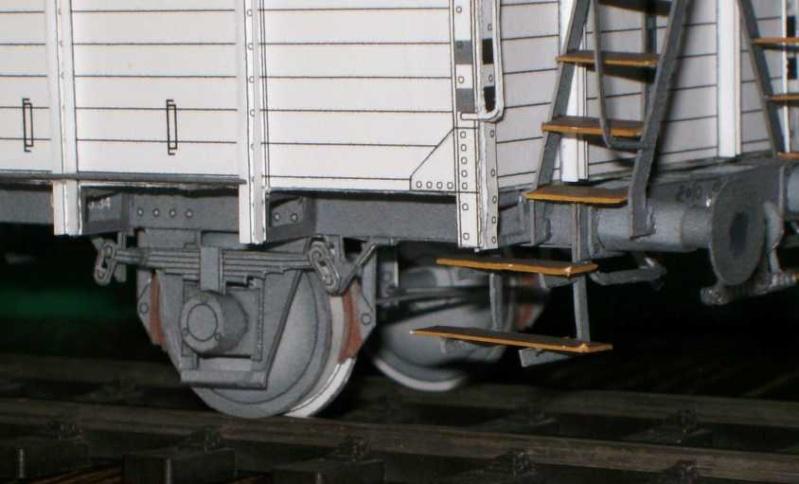 Kühlwagen G10 der DRG - fertig Fertig13
