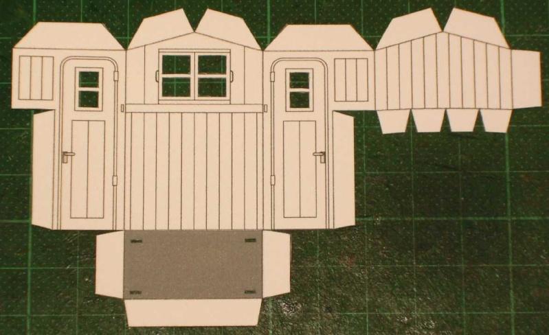 Kühlwagen G10 der DRG - fertig G10-br10