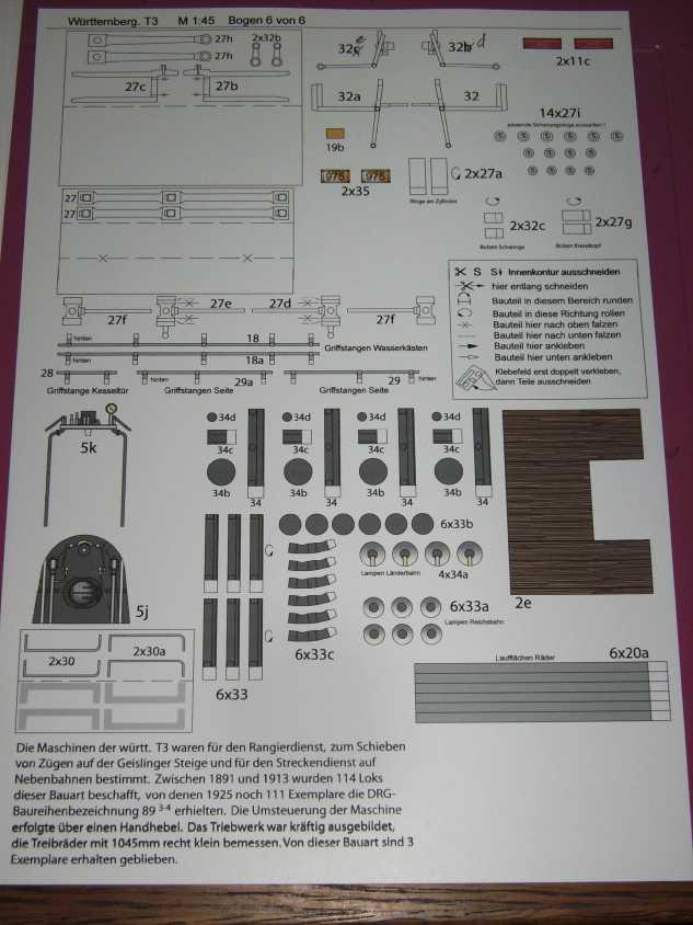 Württembergische T3 von HS-Design Wartt-13