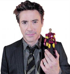 Robert Downey Jr: «Me gusta ser el centro de atención» 53740910