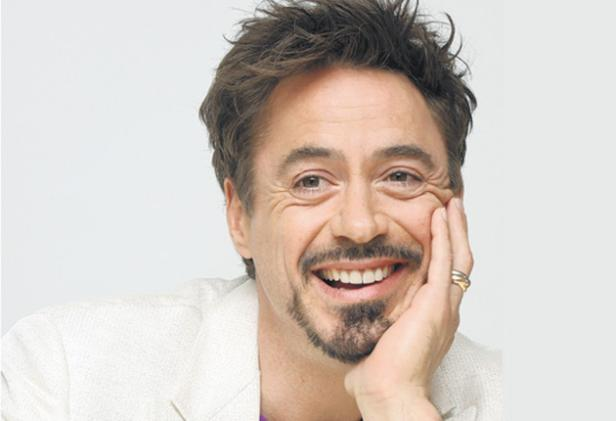 Robert Downey Jr - High on another kind of hit now Rob_do10