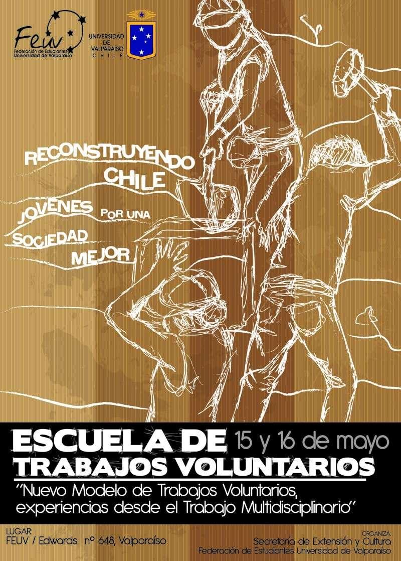 Encuentro de Trabajos Voluntarios Escuel11