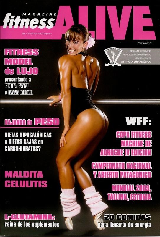 Yamila Toledo al Campeonato Fitness WFF 2010 Nueva_10