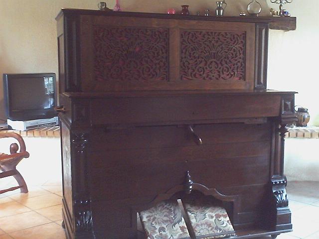 Harmonium à vendre pour restauration 112