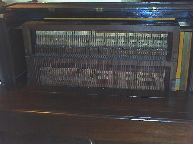 Harmonium à vendre pour restauration 310