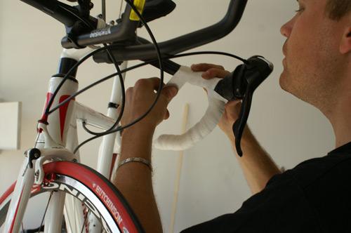 Vélo de Marco, projet en cours... Pict2310