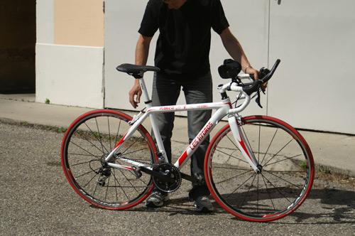 Vélo de Marco, projet en cours... Pict2311