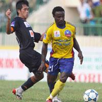 Đá bù Vòng 2 V.League 2010: TĐCS Đồng Tháp hạ gục SHB Đà Nẵng 12742810