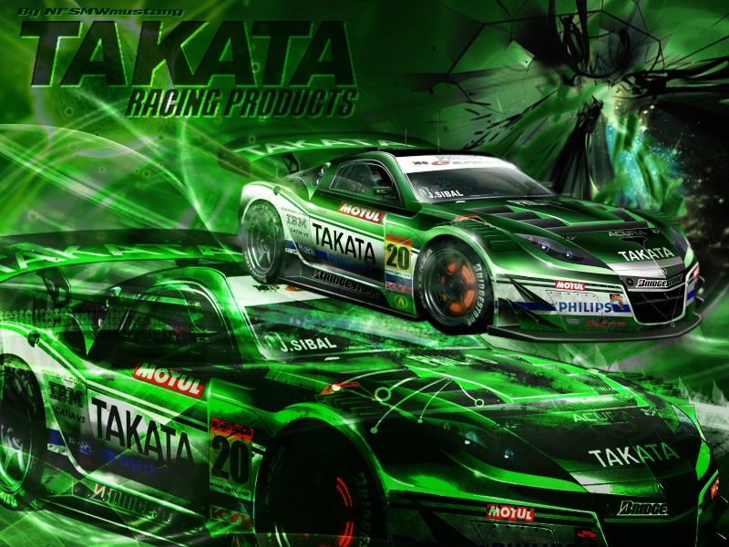 NFSMWmustang's Desktop Wallpapers Takata12