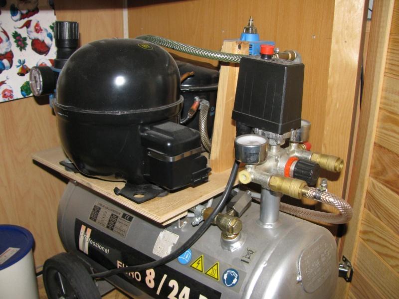 Auto Kühlschrank Selber Bauen : Airbrush kompressor im eigenbau seite 2