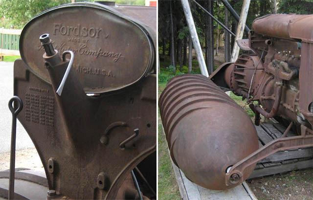 Tractausore Fordson Fordso10