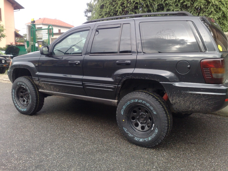 Grand Cherokee WJ 4.7 V8....elaborazioni... 17062011