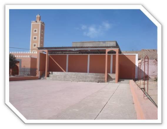 Ouled Mimoun Achtouken se dote d'un mini stade Souss_12
