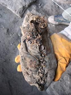 Découverte de la plus vieille chaussure du monde Media_22