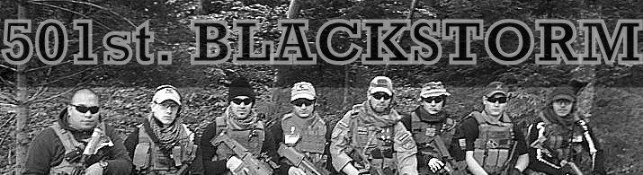 501 st BlackStorm