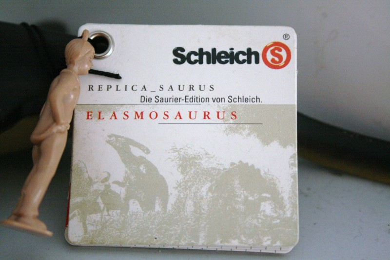 My Recent Schleich Retired Figures Elasmo13