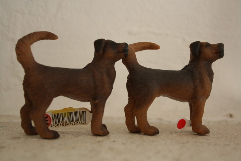 My Recent Schleich Retired Figures Farm_d11