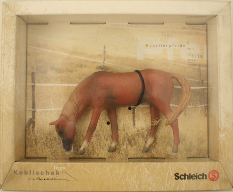 My Recent Schleich Retired Figures Grazin10