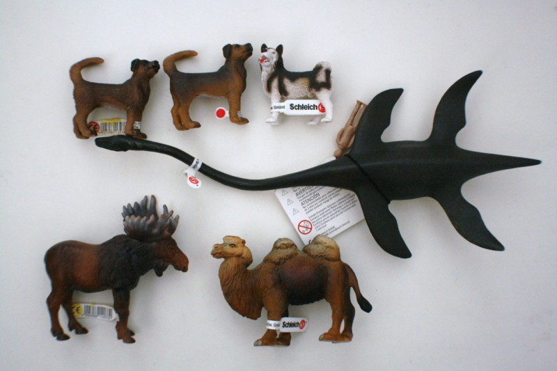 My Recent Schleich Retired Figures Img_0015