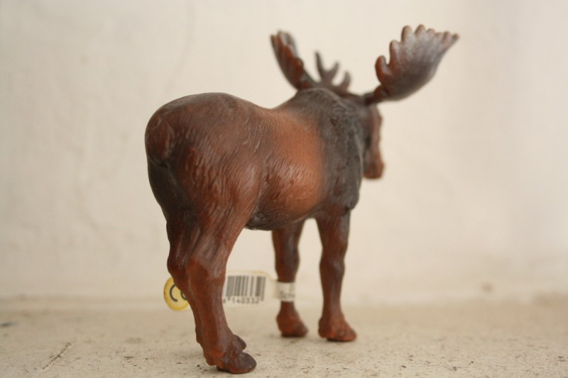 My Recent Schleich Retired Figures Moose_12