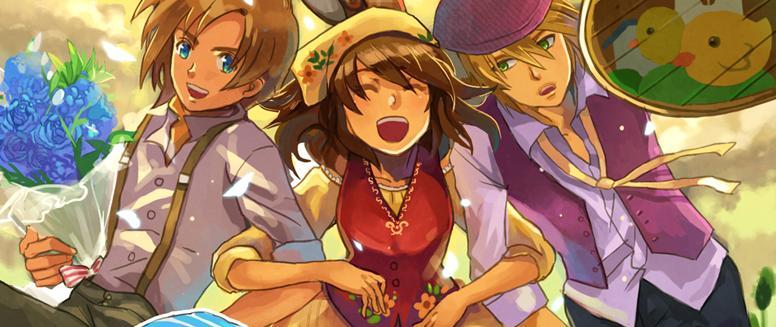 Harvest Moon-RPG