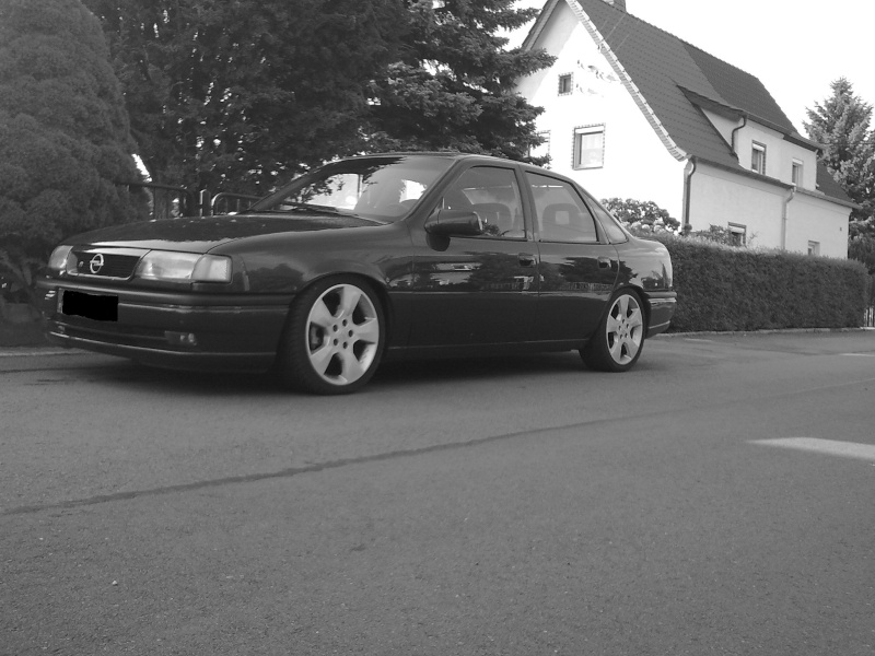 Mein Vectra A V6 Foto0414