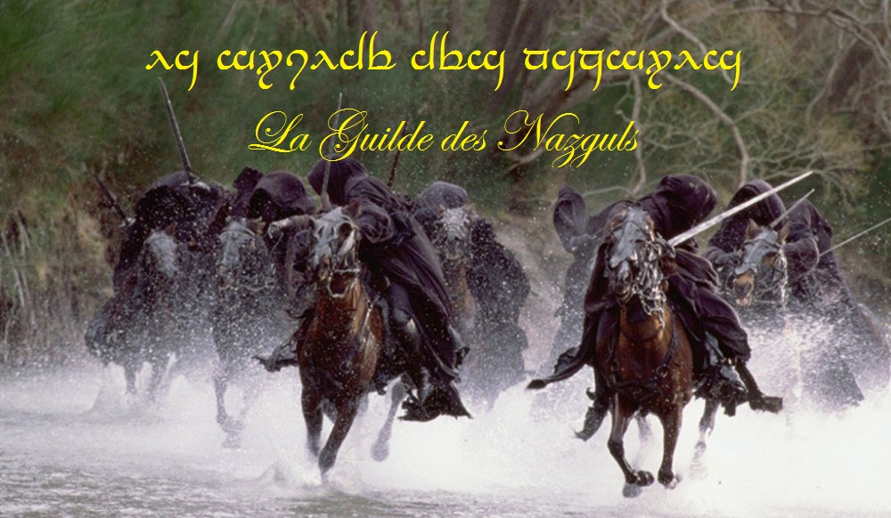 Les Nazguls d'Olydri