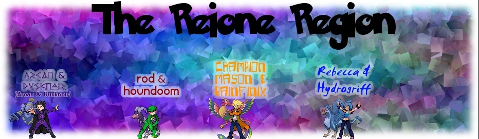 The Pokedex Reione31