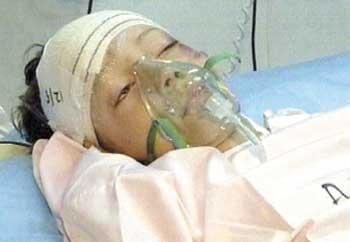 مصرع 104 ركاب ونجاة طفل في تحطم طائرة ليبية بمطار طرابلس 12052010