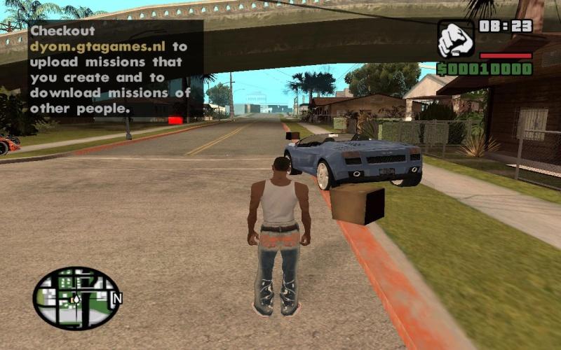 My CLEO Mod with Grove Street Cars Gta_sa14