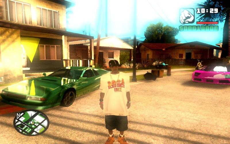 My CLEO Mod with Grove Street Cars Gta_sa19