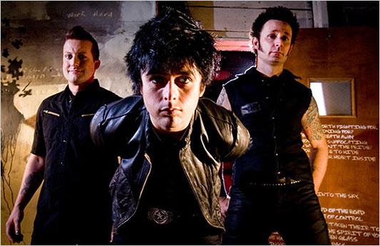 Green Day Bdec9310