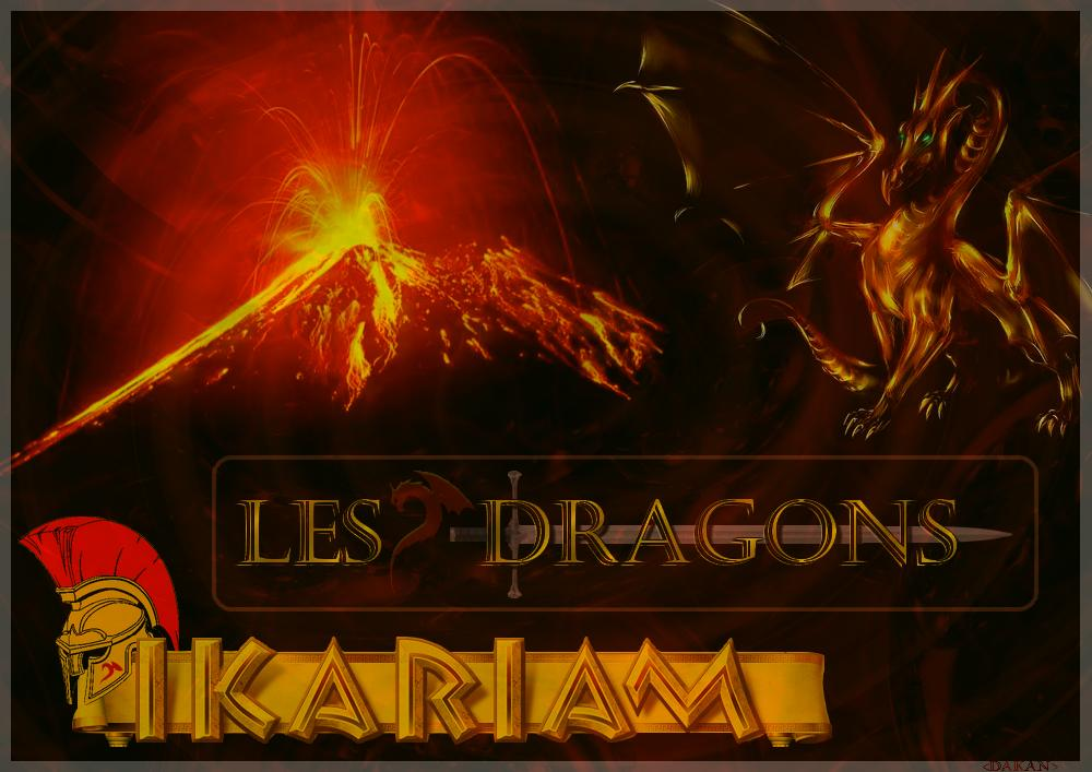 Ikariam-Les Dragons
