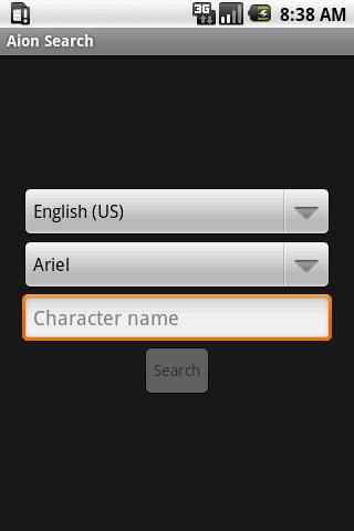 [SOFT] AION SEARCH  :  rechercher des personnages du MMORPG Aion [Gratuit] Aionse10