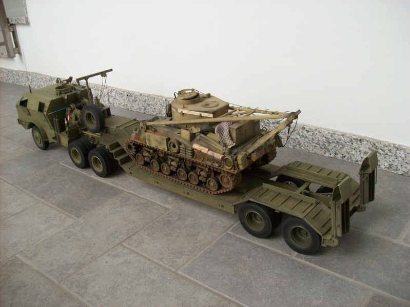 Dragon Wagon & Pacific 1:16 156v4910