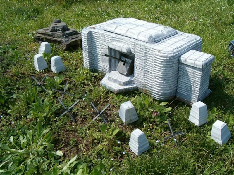 Bunker d'artiglieria Bunker11
