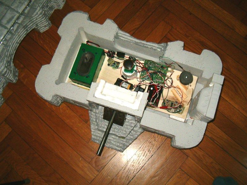 Bunker d'artiglieria - Pagina 2 Intern10