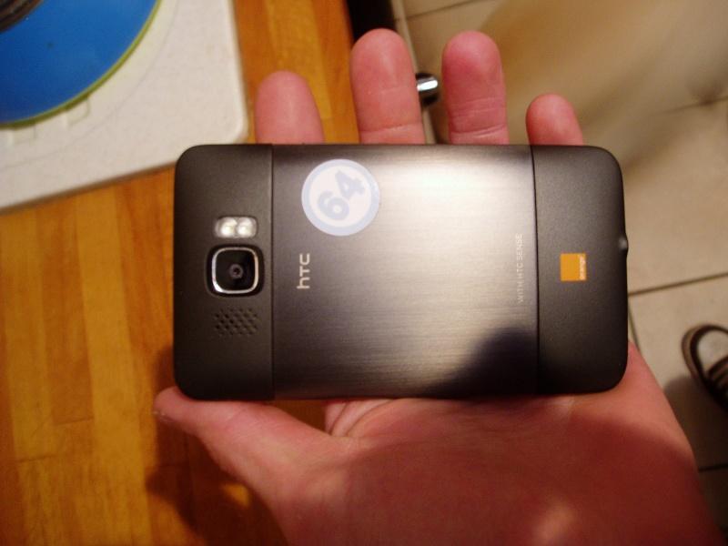 [Ech ou Vds] HTC HD2 comme neuf et garanti P1010010