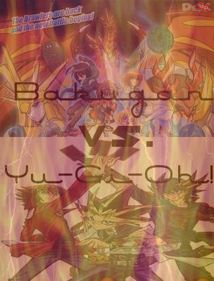 Yu-Gi-Oh vs. Bakugan