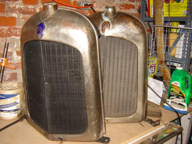 Deux radiateurs différents pour 5HP Dsc04913