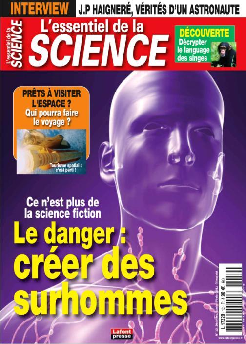 [Presse] L'essentiel de la sciences: dossier sur l'espace Sansti10