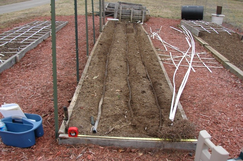 Large Scale Square Foot Gardening Dsc03510